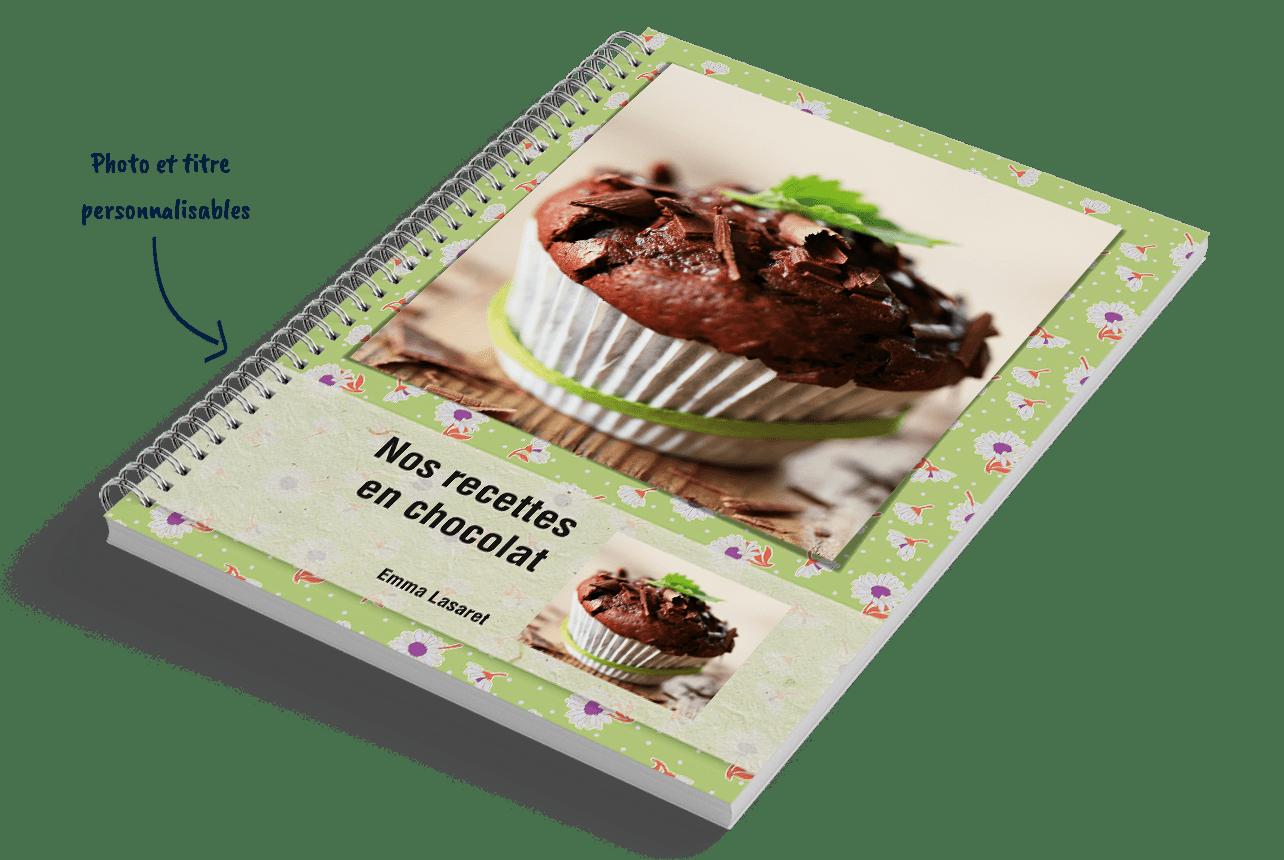 Faire son livre de recettes