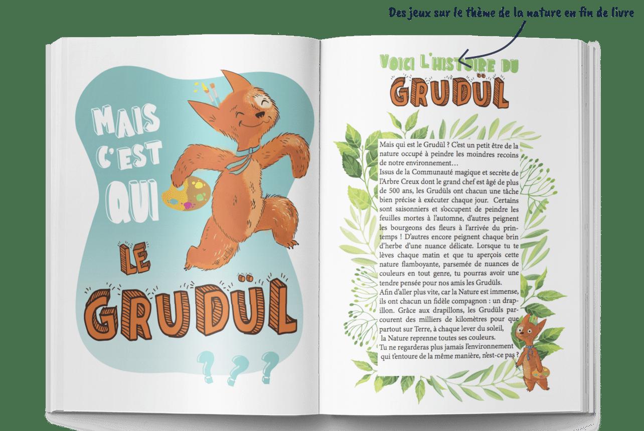 C'est pas moi, c'est le Grudül !