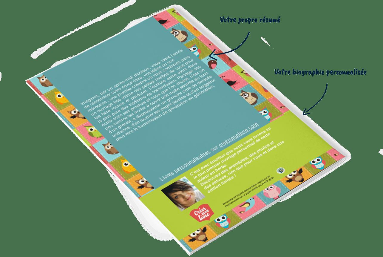 Ecrire un livre pour un enfant