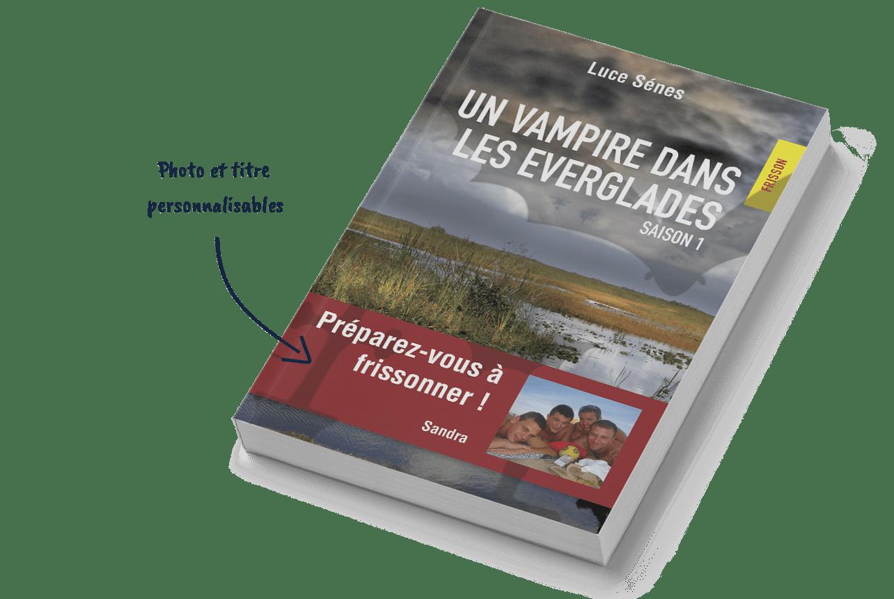 Un vampire dans les Everglades