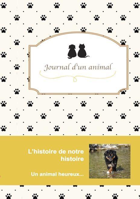 Créer le livre de mon animal