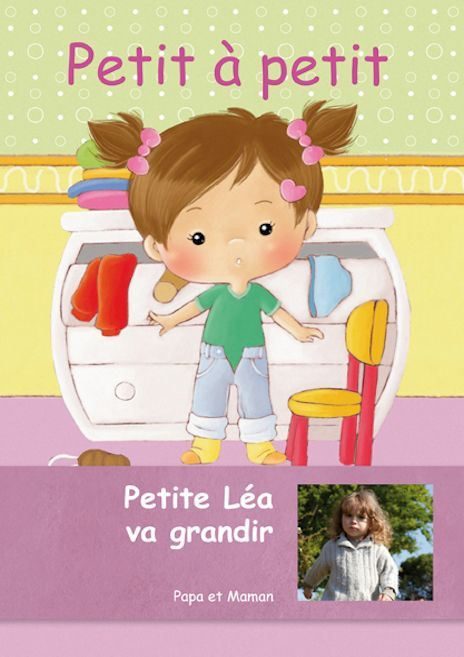 Petit à petit (version fille)