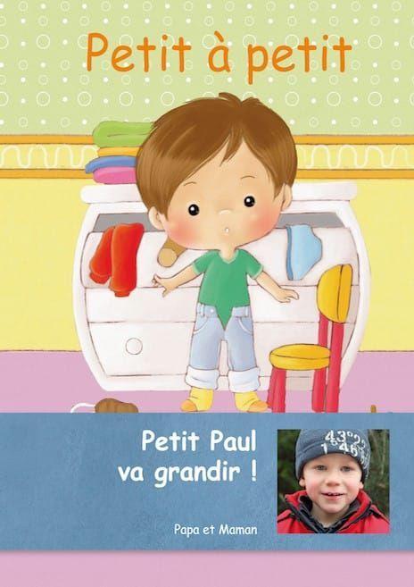 Petit à petit (version garçon)